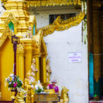 Myanmar - Rangoon Temple2