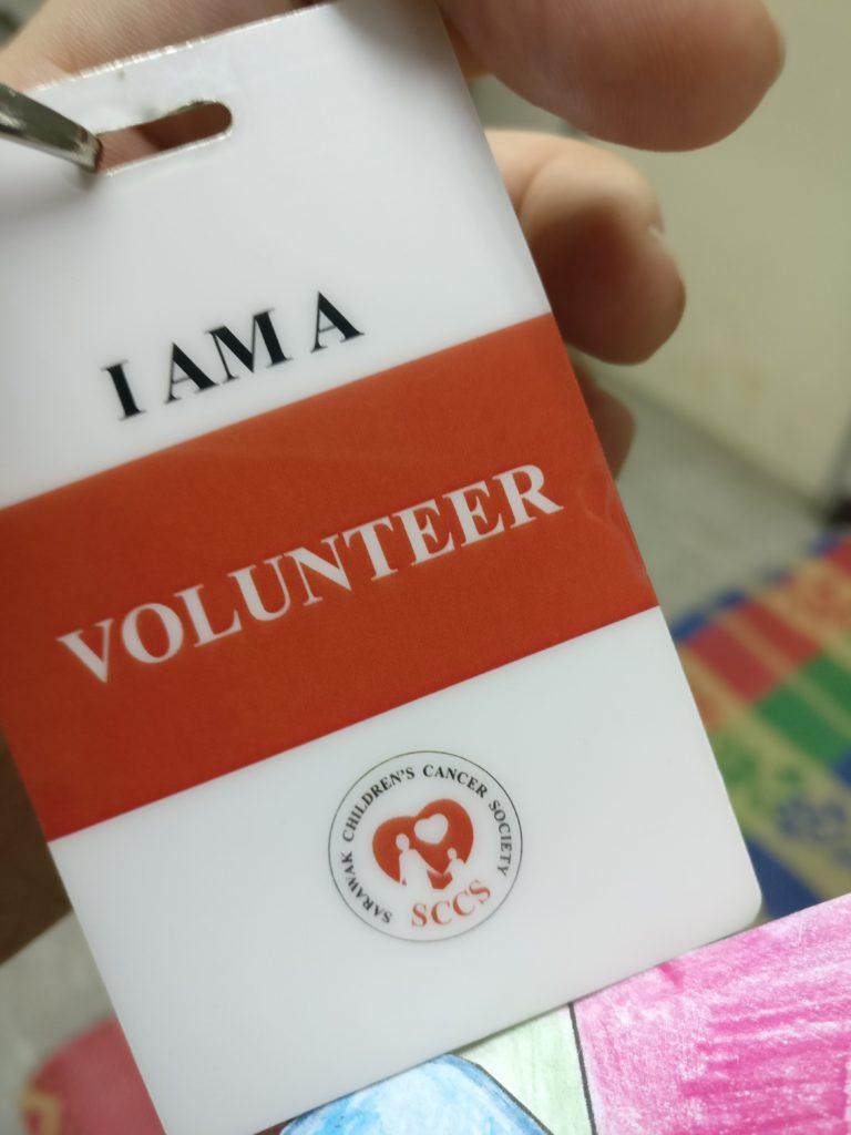 Freiwilligenarbeit bei der SCCS in Kuching