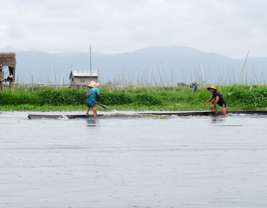Myanmar - Inle See 4