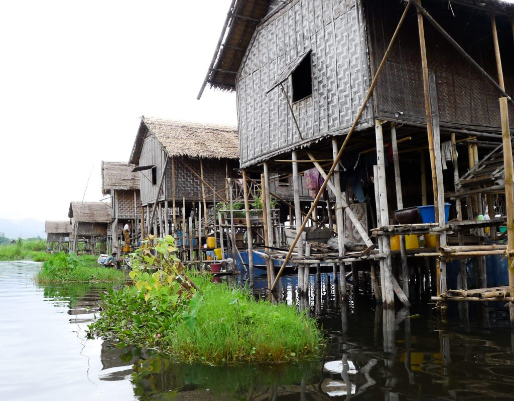 Myanmar - Inle See 8