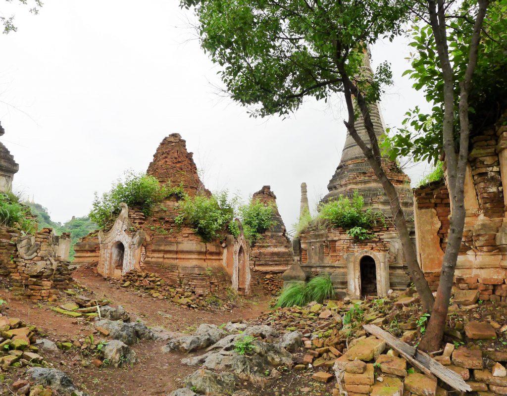 Myanmar - Inle See 14