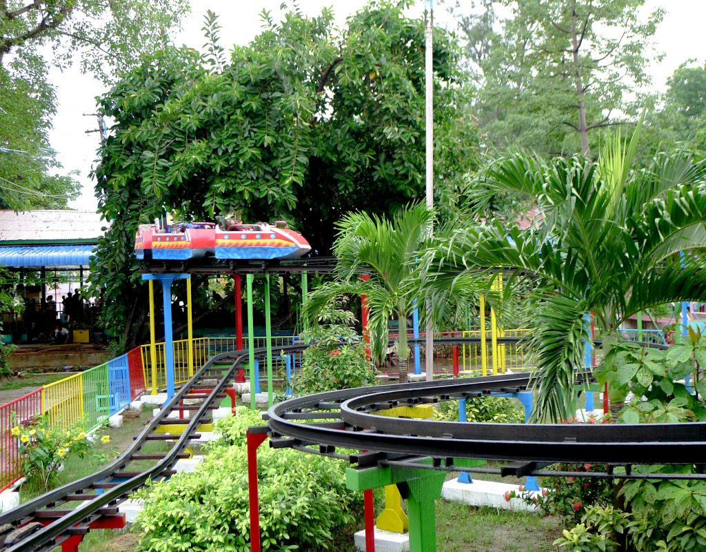 Myanmar - Mandalay - Freizeitpark