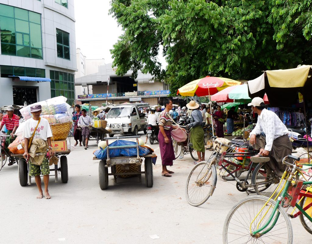 Myanmar - Mandalay 2
