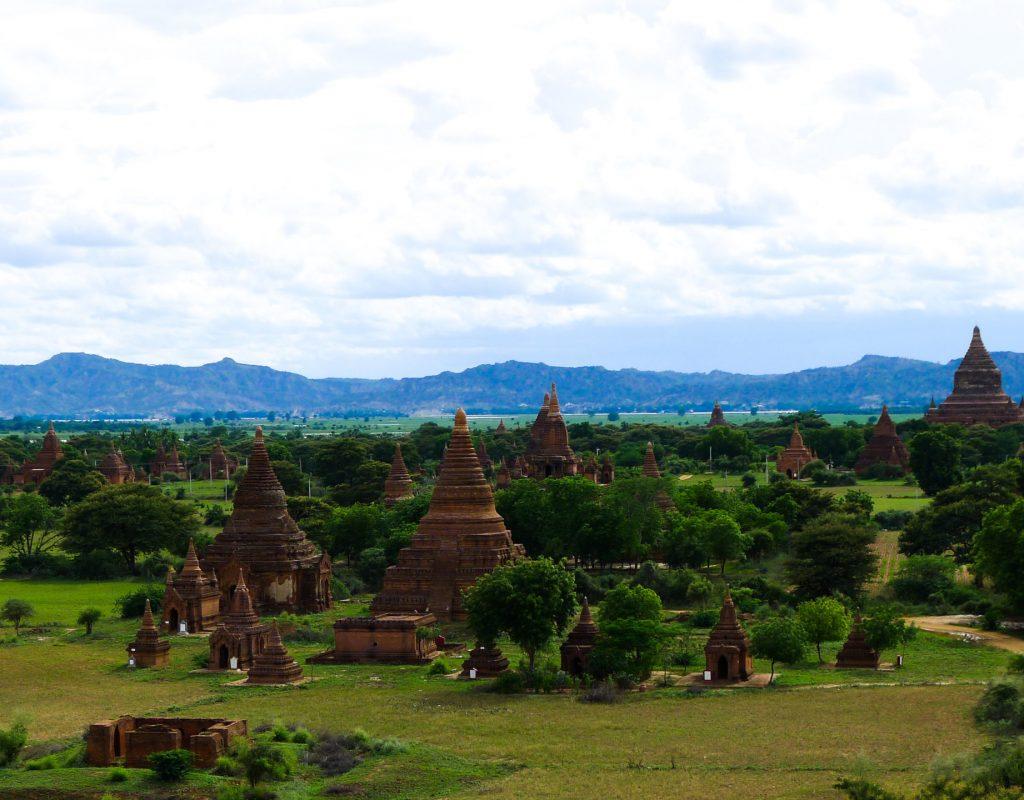Myanmar - Bagan 10