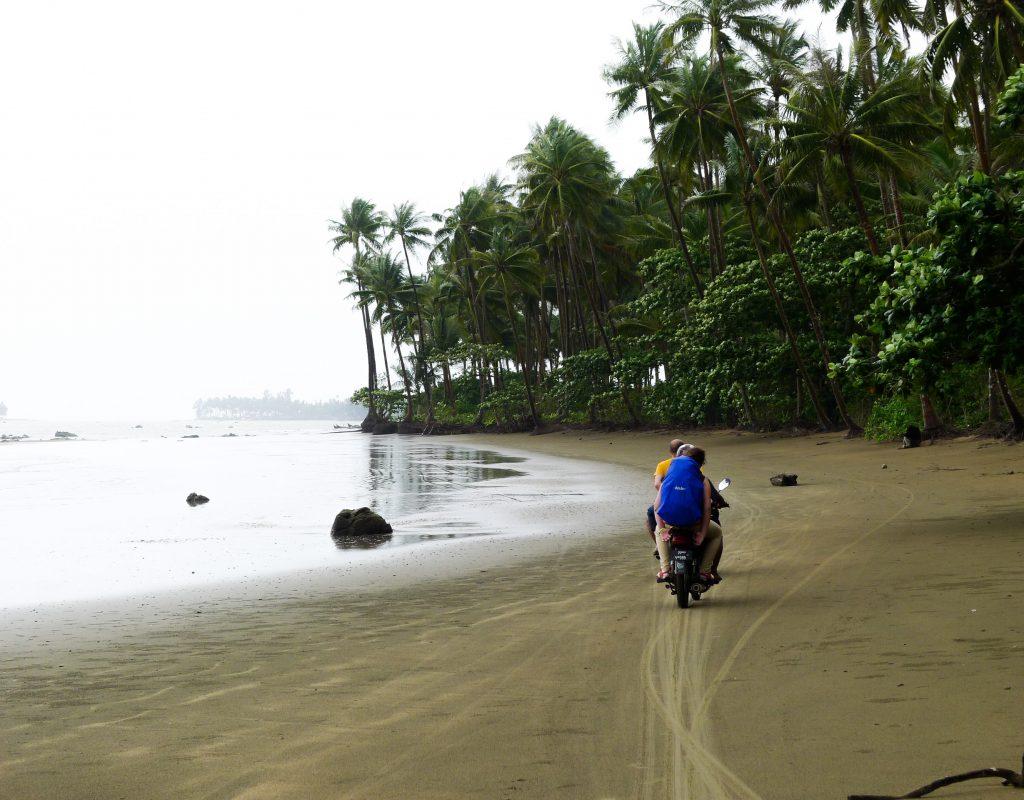 Myanmar - Fahrt zum Chaungtha Beach 3