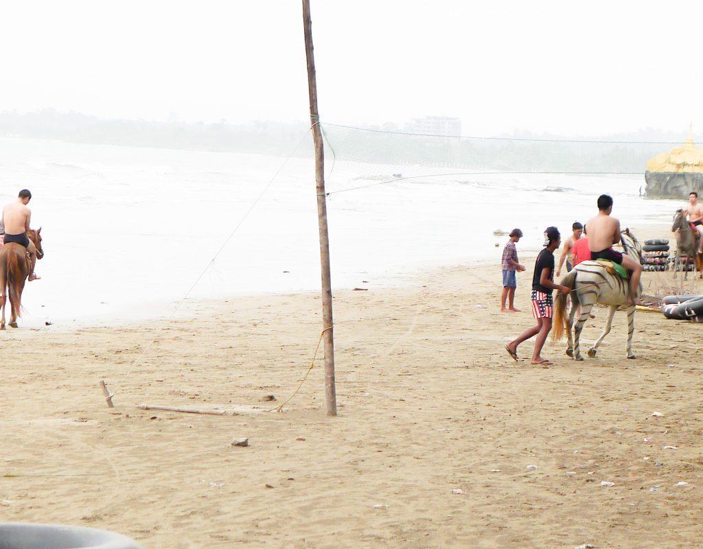 Myanmar - Fahrt zum Chaungtha Beach 4