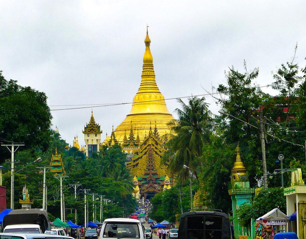 Myanmar - Rangoon 1