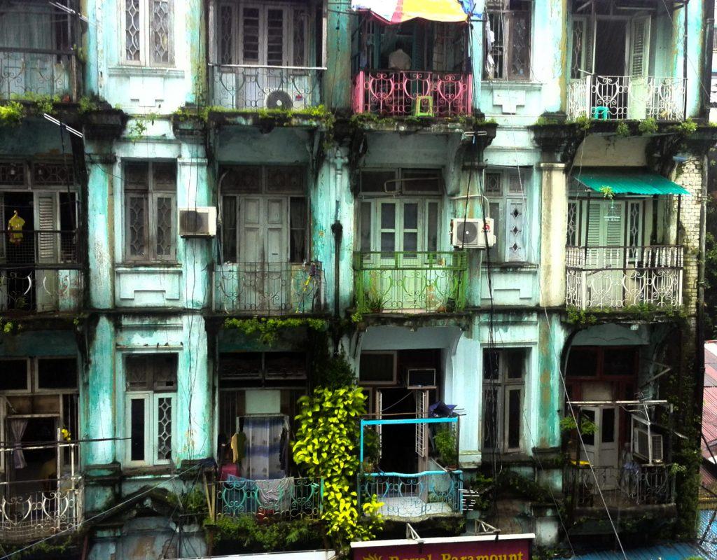 Myanmar - Rangoon 4