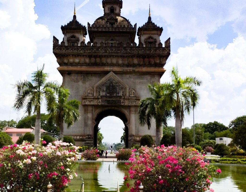 Laos - Vientiane 2